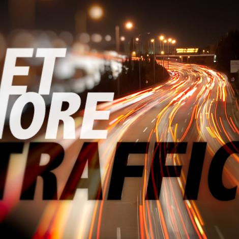 Get More Traffic ( Pt. 1 ) Image