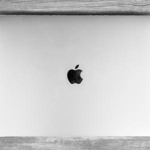 a macbook