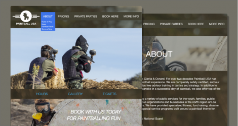 Paintball USA View image
